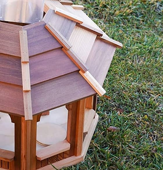 Top Quality wooden bird feeder products in North America